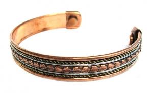 Медно-магнитный браслет (Индия)