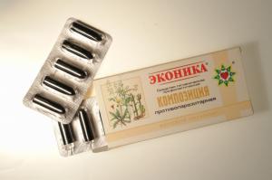 Противопаразитарная композиция свечи Эконика 10 шт